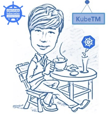 KubeTM Blog with Kubernetes and Inflearn
